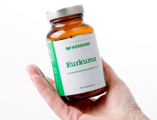 Vital und gesund mit Kurkuma als Nahrungsergänzungsmittel